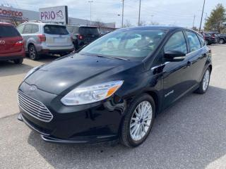 Used 2017 Ford Focus ELECTRIC for sale in Ottawa, ON