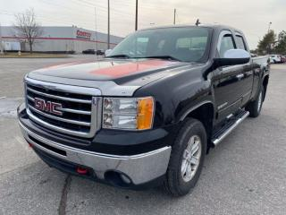 Used 2012 GMC Sierra 1500 SLE EXT CAB for sale in Ottawa, ON