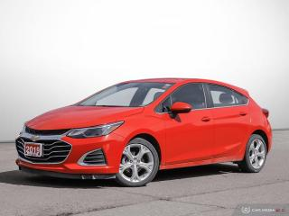 Used 2019 Chevrolet Cruze Premier for sale in Ottawa, ON