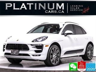 Used 2016 Porsche Macan S, 340HP, AWD, PREM PLUS, CAM, BOSE, HEATED/VENTED for sale in Toronto, ON