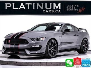 Used 2018 Ford Mustang Shelby GT350R. 526HP, RECARO, NAV, CAM, MAGNARIDE for sale in Toronto, ON