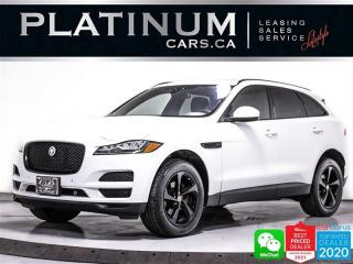 Used 2018 Jaguar F-PACE 25t Prestige, AWD, NAV, PANO, CAM, HEATED, BT for sale in Toronto, ON