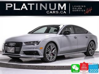 Used 2018 Audi A7 3.0T quattro Technik, AWD, 340HP, NAV, CAM, BOSE for sale in Toronto, ON