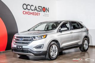 Used 2017 Ford Edge SEL AWD+CAMERA DE RECUL+SIEGES CHAUFFANTS for sale in Laval, QC
