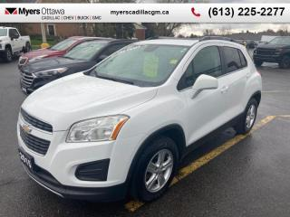 Used 2015 Chevrolet Trax LT  2LT, AWD, CRUISE, SUNROOF, REAR VISION CAMERA for sale in Ottawa, ON