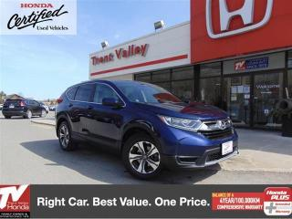 Used 2017 Honda CR-V LX 2WD for sale in Peterborough, ON