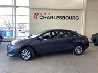 Used 2017 Toyota Corolla LE - Automatique - Sièges chauffants for sale in Québec, QC