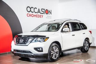 Used 2017 Nissan Pathfinder SL AWD+CUIR BEIGE+CAM 360+TOIT PANO for sale in Laval, QC