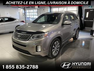 Used 2014 Kia Sorento SX V6 + GARANTIE + NAVI + TOIT PANO + WO for sale in Drummondville, QC