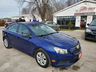 Used 2012 Chevrolet Cruze LS for sale in Barrie, ON