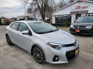 Used 2016 Toyota Corolla Sport for sale in Barrie, ON