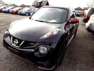 Used 2014 Nissan Juke 5dr Manual NISMO RS for sale in Beauport, QC