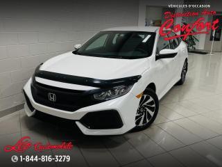 Used 2017 Honda Civic LX CVT 5 portes for sale in Chicoutimi, QC
