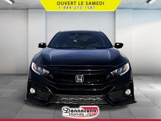 Used 2020 Honda Civic SPORT *VEHICULE NEUF EN LIQUIDATION* for sale in Donnacona, QC