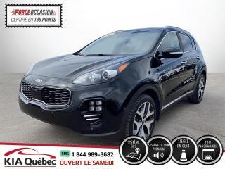 Used 2017 Kia Sportage **SX * AWD * GPS *TURBO 237 HP  *CUIR *T for sale in Québec, QC