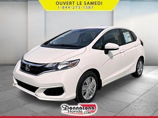 Used 2020 Honda Fit LX *VEHICULE NEUF EN LIQUIDATION* for sale in Donnacona, QC