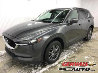 Used 2018 Mazda CX-5 GS AWD GPS MAGS CUIR/SUÈDE CAMÉRA *Traction intégrale* for sale in Shawinigan, QC