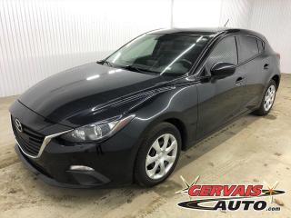 Used 2016 Mazda MAZDA3 GX Sport A/C GPS BLUETOOTH CAMÉRA for sale in Shawinigan, QC