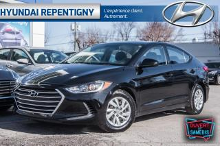 Used 2017 Hyundai Elantra 4dr Sdn Auto LE* A/C, GR ELECT, BLUTOOTH for sale in Repentigny, QC