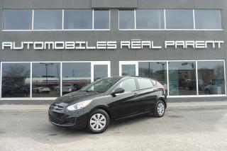 Used 2017 Hyundai Accent HATCHBACK - AUTOMATIQUE - AC - AUX - for sale in Québec, QC