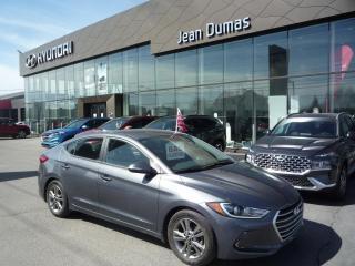 Used 2018 Hyundai Elantra MODÈLE GL A/C SIÈGE VOLANT CHAUFFANT DÉM for sale in Alma, QC