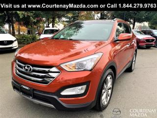 Used 2015 Hyundai Santa Fe Sport 2.0T AWD Limited for sale in Courtenay, BC