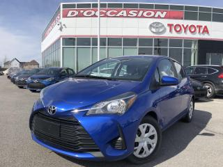 Used 2019 Toyota Yaris **AUTO/AIR/PEA 2024 100K * 27 508KM for sale in St-Eustache, QC