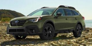 New 2021 Subaru Outback Premier XT for sale in Sudbury, ON
