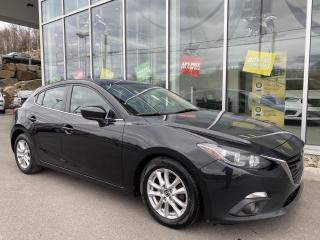 Used 2015 Mazda MAZDA3 GS , MANUELLE , TOIT , SIÈGE CHAUFFANT , for sale in Ste-Agathe-des-Monts, QC
