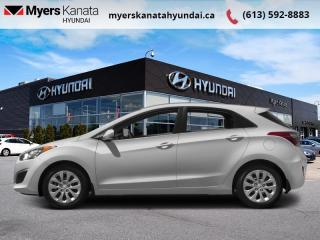 Used 2016 Hyundai Elantra GT GL  - $94 B/W for sale in Kanata, ON