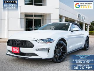 Used 2019 Ford Mustang EcoBoost for sale in Oakville, ON