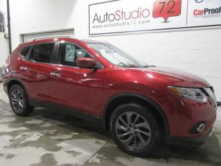 Used 2016 Nissan Rogue AWD**CAMERA RECUL**TOIT PANO for sale in Mirabel, QC
