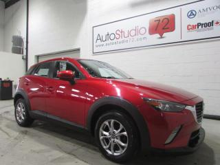 Used 2016 Mazda CX-3 GS**CAMERA RECUL**NAVI for sale in Mirabel, QC