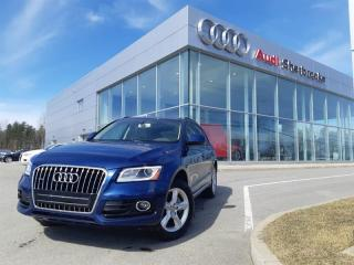 Used 2017 Audi Q5 2.0T Komfort for sale in Sherbrooke, QC