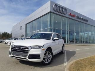 Used 2018 Audi Q5 Komfort for sale in Sherbrooke, QC