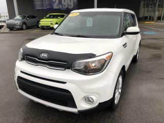 Used 2019 Kia Soul EX+ Auto,MAGS,CAMERA,A/C,CRUISE,BANC CHAUFFANT for sale in Mirabel, QC