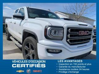 Used 2019 GMC Sierra 1500 Limited for sale in Amos, QC