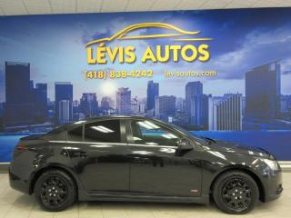 Used 2014 Chevrolet Cruze 2LT RS MANUEL 6 VITESSES TURBO GPS NAVIG for sale in Lévis, QC