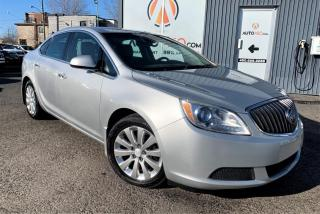 Used 2014 Buick Verano ***AUTOMATIQUE,CUIR,MAGS,A/C,BAS KILO*** for sale in Longueuil, QC