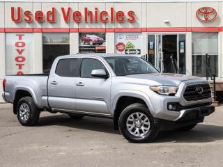 Used 2018 Toyota Tacoma 4x4 Double Cab V6 Auto SR5 for sale in North York, ON