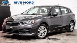 Used 2020 Subaru Impreza Convenience BLUETOOTH+CAM.RECUL+APPLE.CARPLAY for sale in Boisbriand, QC