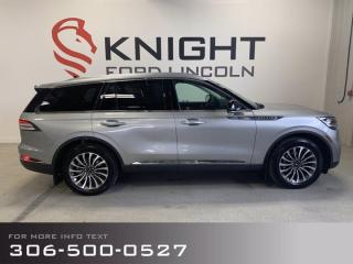 New 2021 Lincoln Aviator Reserve for sale in Moose Jaw, SK