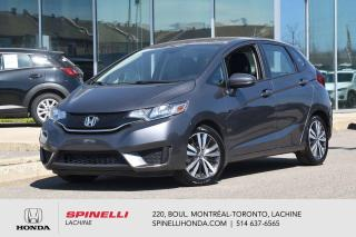 Used 2017 Honda Fit SE AUTO MAGS BAS KM AUTO AC CRUISE BLUETOOTH BAS KM MAGS for sale in Lachine, QC