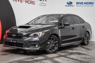 Used 2019 Subaru WRX Sport-Tech NAVI+CUIR+TOIT.OUVRANT for sale in Boisbriand, QC