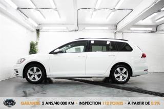 Used 2018 Volkswagen Golf Sportwagen DSG Trendline 4MOTION 1.8 TSI + Caméra + Bluetooth for sale in Québec, QC
