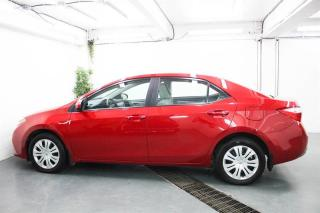 Used 2014 Toyota Corolla LE automatique TRÈS BAS MILEAGE for sale in Québec, QC