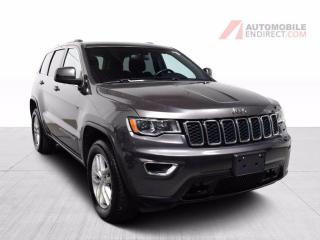 Used 2018 Jeep Grand Cherokee Laredo AWD A/C Mags Sièges Chauffants Caméra for sale in Île-Perrot, QC
