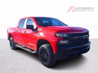 Used 2019 Chevrolet Silverado 1500 Custom Trail Boss Crew 4X4 5.3L Boîte 6 Pieds Mags for sale in Île-Perrot, QC