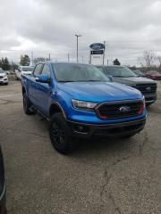 New 2021 Ford Ranger LARIAT for sale in New Hamburg, ON