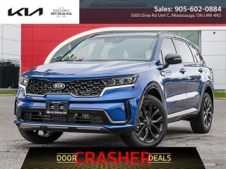 Used 2021 Kia Sorento 2.5T EX MANAGER'S SPECIAL DEMO for sale in Mississauga, ON